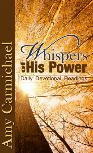 Whispers Of His Power Paperback Book