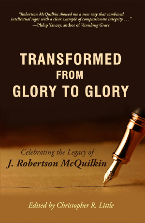 Transformed From Glory To Glory