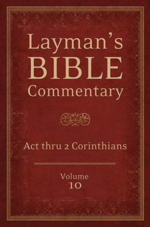 Layman's Bible Commentary Vol. 10