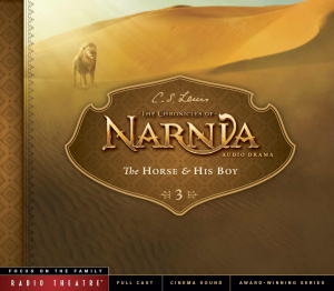The Horse And His Boy Audio CD