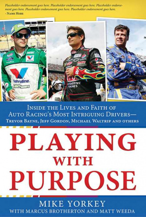 Playing With Purpose Nascar Pb