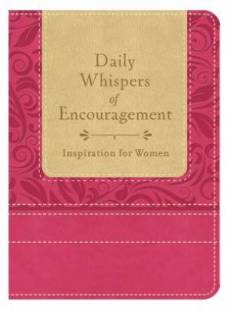 Daily Whispers Of Encouragement Pb