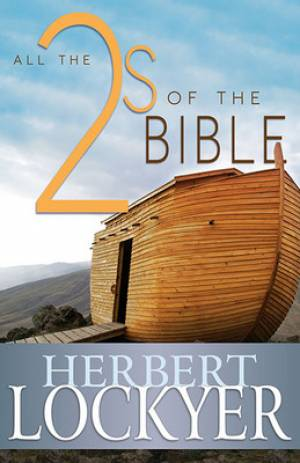 All The 2s Of The Bible Paperback Book