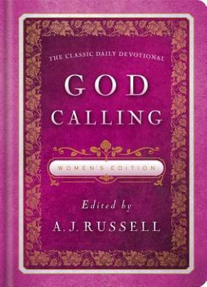 God Calling: Women's Edition Devotional Padded Hardback