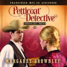 Petticoat Detective Audio (Cd)