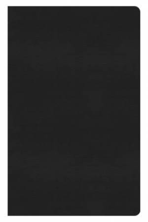 KJV Study Bible Student Edition Indexed Black Leather