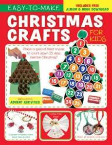 Easy to Make Christmas Crafts for Kids