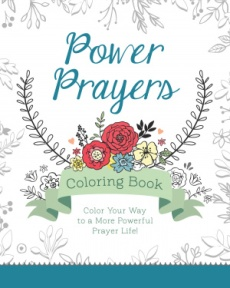 Power Prayers Colouring Book