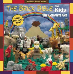 The Brick Bible for Kids Box Set