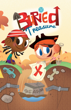 Buried Treasure (Pack Of 25)