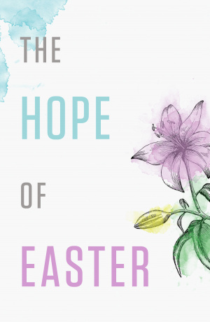 Hope Of Easter (Pack Of 25), The