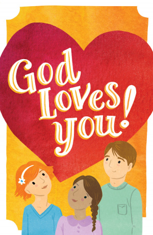 God Loves You Tracts