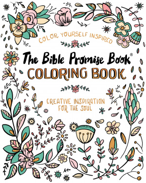 The Bible Promise Book Colouring Book