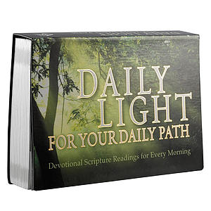 Daily Light Devotional Pocket Companion