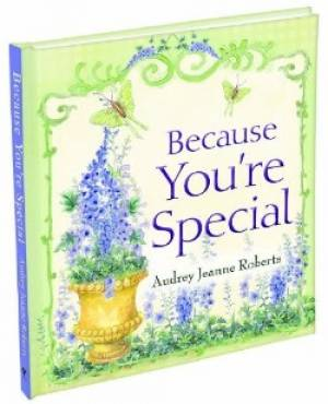 Because You're Special Spiritliftergift Book