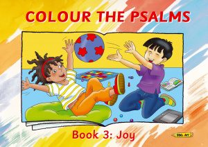 Colour the Psalms Book 3