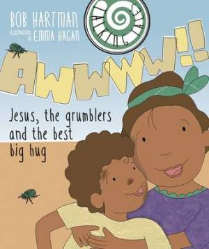 Awwww!! Jesus The Grumblers And The Best Big Hug