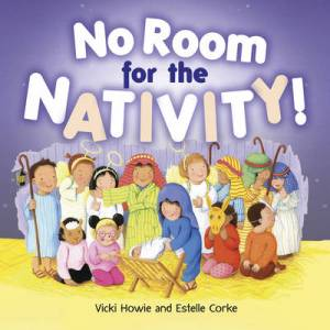 No Room for the Nativity Mini Book