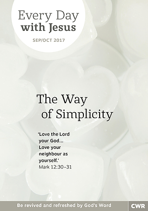 Every Day with Jesus September October 2017