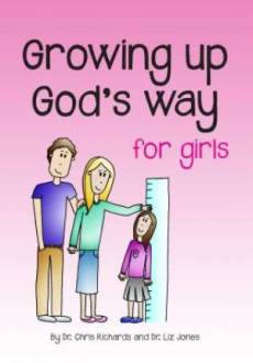 Growing up God's Way: Girls