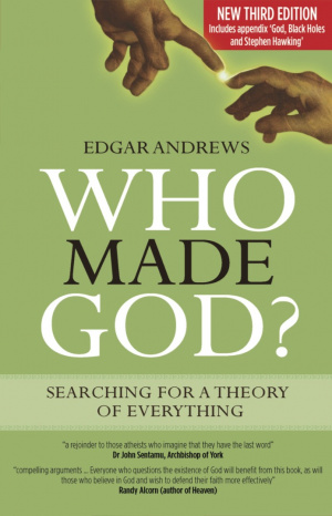 Who Made God? Third Edition (2015)