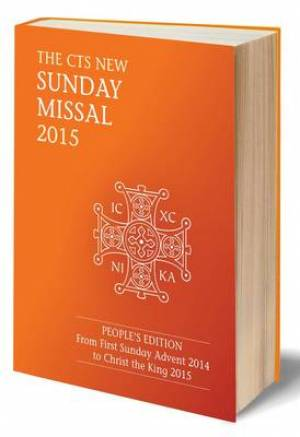 CTS New Sunday Missal 2015