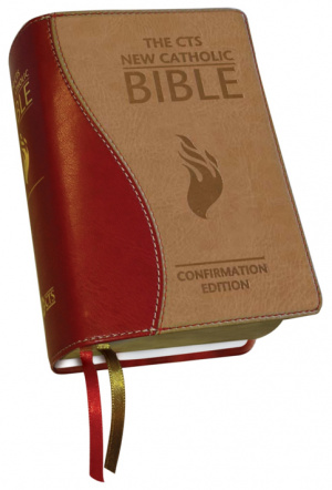CTS New Catholic Bible: Confirmation Edition