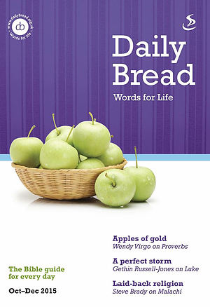 Daily Bread October to December 2015