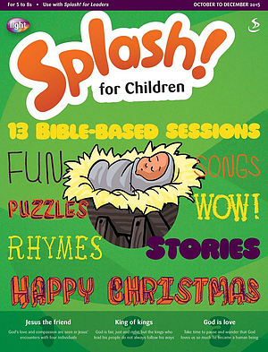 Splash for Children October to December 2015