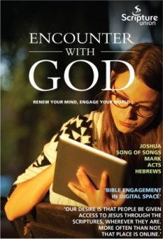 Encounter with God April June 2016