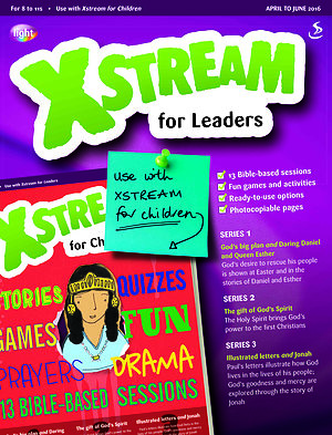 Xstream for Leaders April June 2016