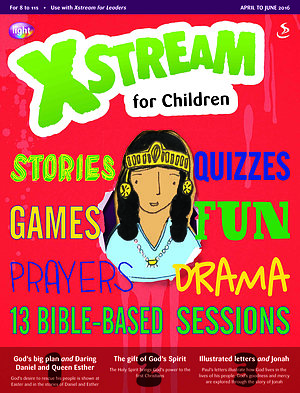 Xstream for Children April June 2016