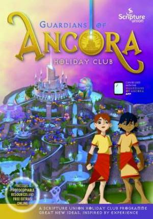 Guardians of Ancora Holiday Club Book