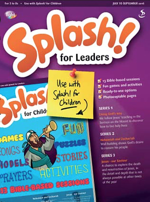 Splash for Leaders July-September 2016
