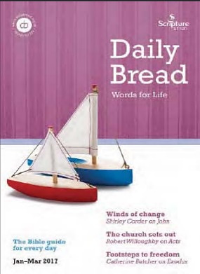 Daily Bread January - March 2017