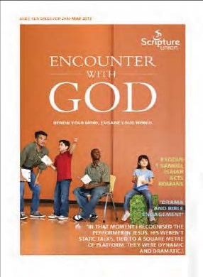 Encounter with God Jan - Mar 2017