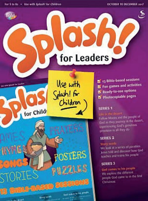 Splash for Leaders October to December 2017