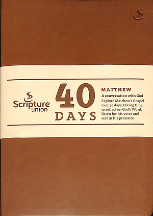 40 Days Devotional with Matthew