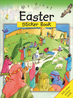 My First Easter Sticker Book