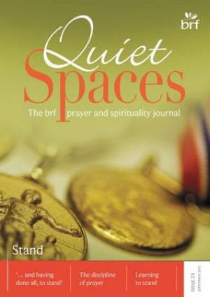 Quiet Spaces Stand