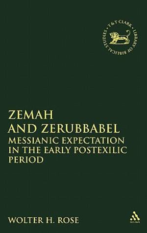 Zemah and Zerubbabel