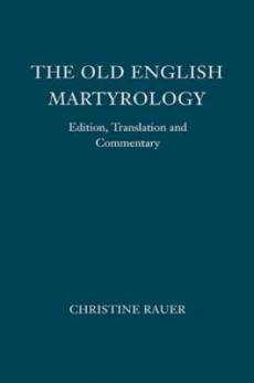 The Old English Martyrology