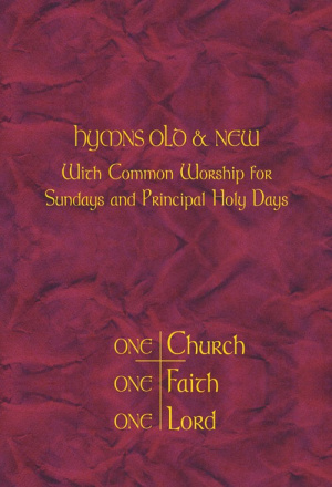 Hymns Old & New with Common Worship - Words