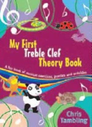 First Theory Book - C Clef