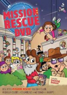Mission Rescue Dvd
