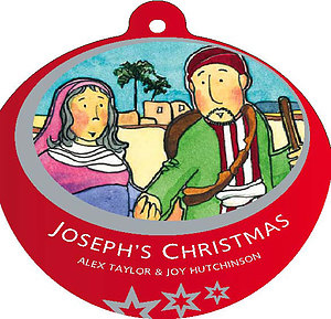 Joseph's Christmas Bauble Book