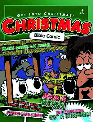 Get Into Christmas Bible Comic