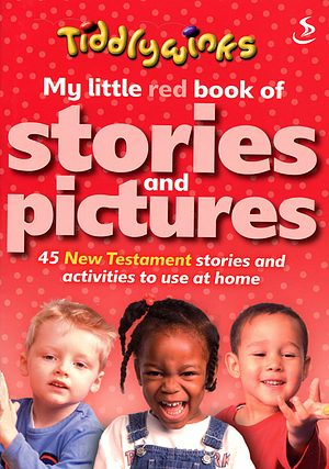 My Little Red Book of Stories & Pictures (New Testament)