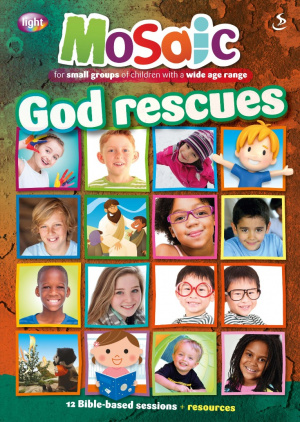 Mosaic: God Rescues
