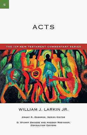 Acts: IVP New Testament Commentaries